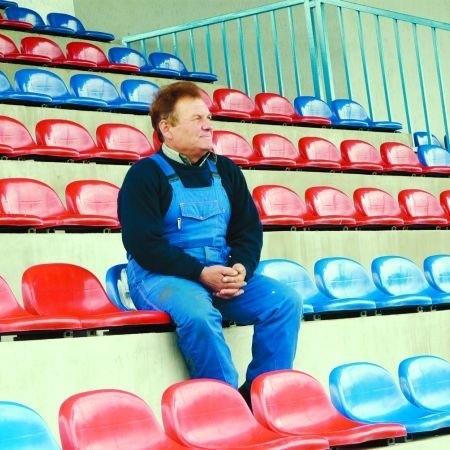 Nie zawsze stadion wyglądał tak dobrze - mówi