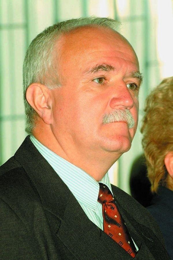 Michał Joachimowski prezes Pomorsko-Kujawskiej Izby Budownictwa w Bydgoszczy, były wojewoda kujawsko-pomorski