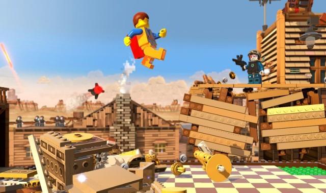 Lego Przygoda GraLego Przygoda Gra, czyli jak z pracownika budowlanego zrobić bohatera
