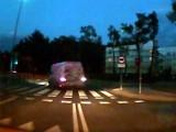 Kubica z Bielska Podlaskiego. W furgonetce (wideo)