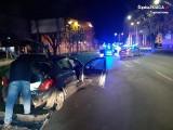 Pościg ulicami Częstochowy. Mężczyzna, który staranował radiowozy został tymczasowo aresztowany. Prokuratura postawiła mu trzy zarzuty