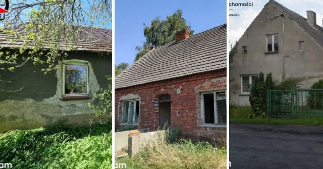 W serwisie OtoDom.pl można znaleźć wiele interesujących ogłoszeń, dotyczących sprzedaży m.in. działek budowalnych, siedlisk, działek ROD oraz domów jednorodzinnych. Tym razem postanowiliśmy zaprezentować Wam oferty tanich domów do remontu, które zlokalizowane są w województwie kujawsko pomorskim. Już za mniej niż 100 tys. zł można nabyć taką nieruchomość! Oto szczegóły >>>>>