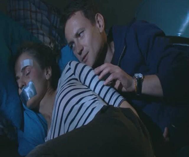 Barwy szczęścia - 1046 odcinek - strzelanina i śmierć Tomka
