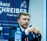 Poseł Łukasz Schreiber pozywa prezydenta Rafała Bruskiego
