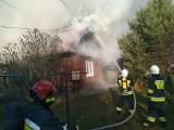 Rodzina z Zabrnia w pożarze straciła dom i cały dobytek. Pomóżmy im odzyskać dach nad głową! [ZDJĘCIA)