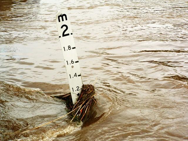 Mieszkańcy zalanych terenów twierdzą, że straty są duże.