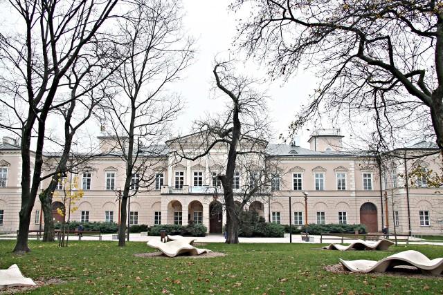 Obecna siedziba Wydziału Politologii przy pl. Litewskim