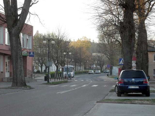 Plany rewitalizacji przewidują, że część ul. Niepodległości w Kępicach zostanie zamknięta dla ruchu samochodowego.