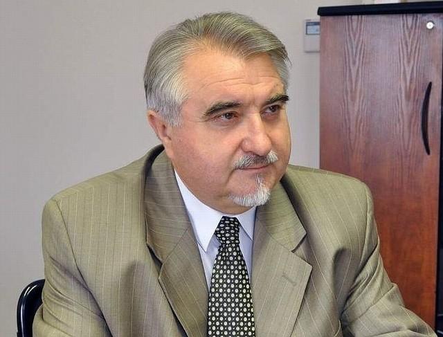 Zbigniew Łukasik, rektor Uniwersytetu Technologiczno - Humanistycznego w Radomiu.