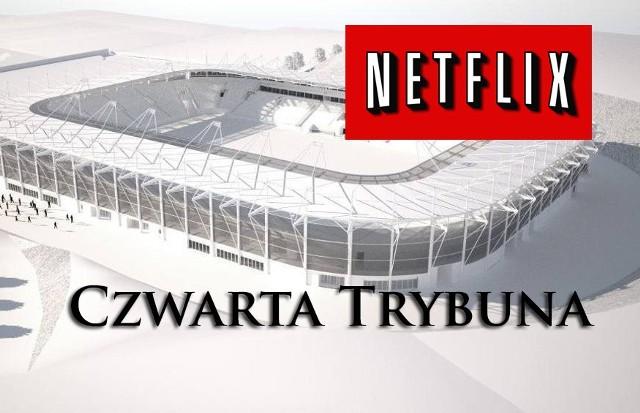 """Serial produkowany przez Netlix wstępnie ma nosić tytuł """"Czwarta Trybuna"""""""