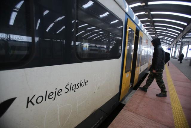 Od 21 października nowy rozkład jazdy Kolei Śląskich