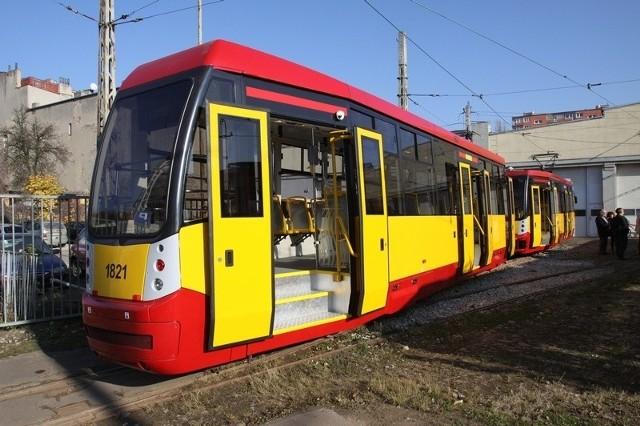 Przez najbliższe trzy lata do zakładu techniki MPK trafią 44 wagony 805 i przejdą gruntowny remont.