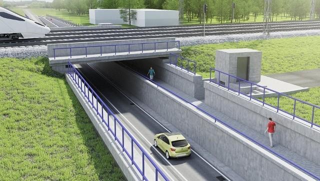 W projekcie budżetu na 2021 rok znalazło się 8 mln zł z przeznaczeniem na pierwszy etap budowy tunelu pod przejazdem kolejowym w Gałkowie Dużym (dokumentację).