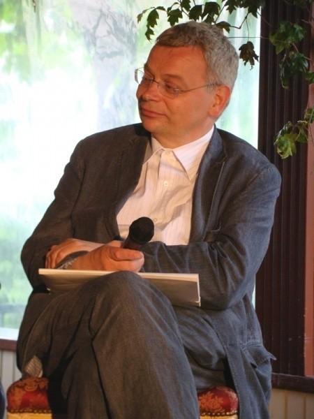 Tadeusz Zysk od dwudziestu lat kieruje jedną z najprężniejszych oficyn wydawniczych w Polsce.