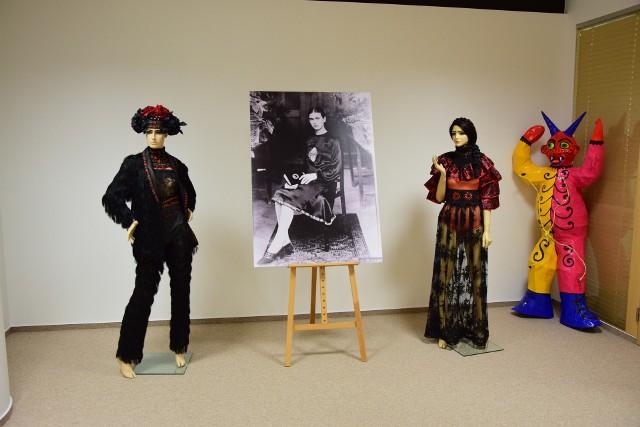 Frida Kahlo i Diego Rivera. polski kontekst - wystawa od października 2017 w CK zamek w Poznaniu