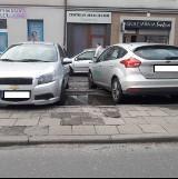 Płatny parking zalany. Kierowca - To skandal i złodziejstwo (zdjęcia)