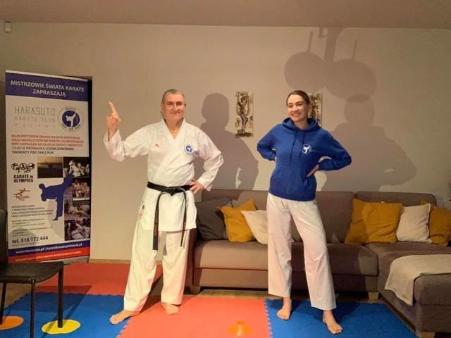 Kinga i Janusz Harast prowadzą treningi dla wszystkich
