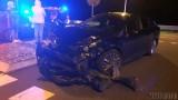 Wypadek z udziałem motocyklisty pod Opolem. W weekend zginął tu inny kierowca jednośladu