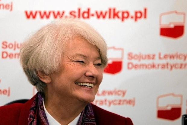 Krystyna Łybacka przedstawiła założenia programowe SLD odnośnie edukacji