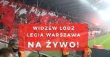 Widzew - Legia WYNIK 25.11.2020. wynik meczu online [relacja LIVE, transmisja]. Przegrana łodzian! Mecz Widzew - Legia WYNIK