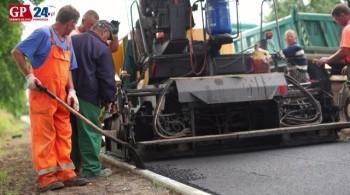 Budowa ścieżki rowerowej na trasie Słupsk-Bierkowo