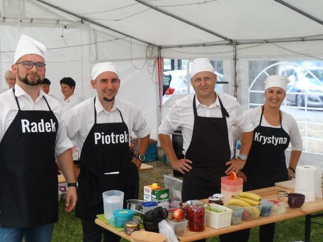 """XIV Konkurs Kulinarny na """"Najlepszą Potrawę Domową"""" w Byczynie."""