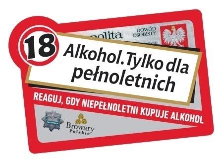 Alkohol Tylko Dla Dorosłych Kampania Edukacyjna Kurier