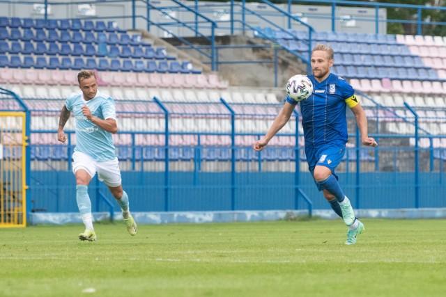 Sergiej Kriwiec zdobył zwycięskiego gola dla rezerw Lecha Poznań. To czwarta wygrana w tym sezonie.