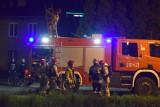 Pożar w centrum Kielc? Przypalone potrawy na grillu i strażacy w akcji [ZDJĘCIA]