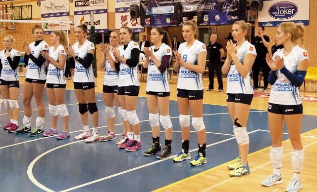 W meczu 17. kolejki I ligi kobiet Joker Mekro Energoremont Świecie wygrał z KS Murowana Goślina 3:1 (-18, 16, 23, 25). Zespół z Wielkopolski, który w tabeli jest ostatni, postawił świeciankom duży opór.