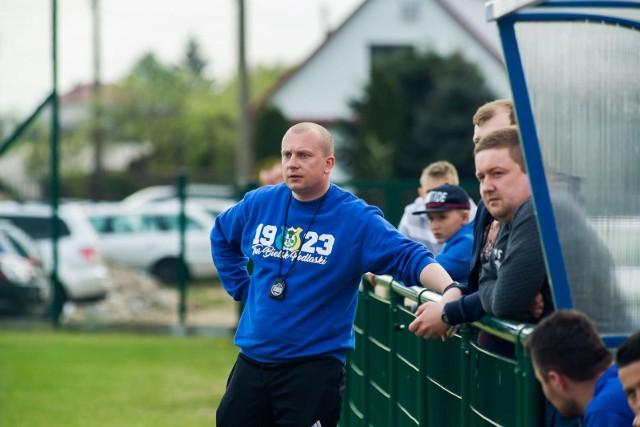 Trener Tura Bielsk Podlaski Paweł Bierżyn uważa, że droga do awansu jest jeszcze bardzo długa