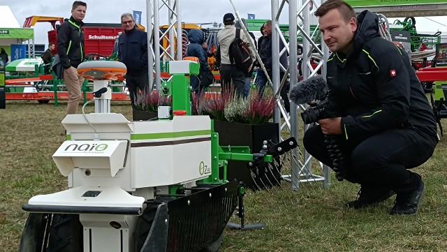 W Bednarach trwają targi AGRO SHOW 2021