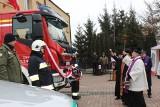 OSP Kuźnica i Straż graniczna w Kuźnicy otrzymały nowe pojazdy [ZDJĘCIA]