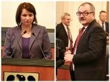 Barbara Zdrojewska przewodniczącą sejmiku, Cezary Przybylski marszałkiem (ZDJĘCIA)