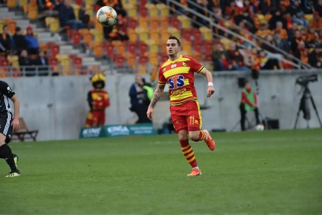 Jesus Imaz został nominowany do nagrody dla Najlepszego Napastnika Ekstraklasy w sezonie 2020/2021