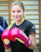 Dorota Bukowska - mistrzyni w rękawicach, zawsze gotowa na ból