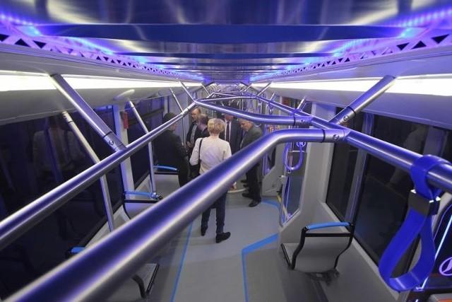 Modertrans chwali się, że to najnowocześniejszy polski tramwaj