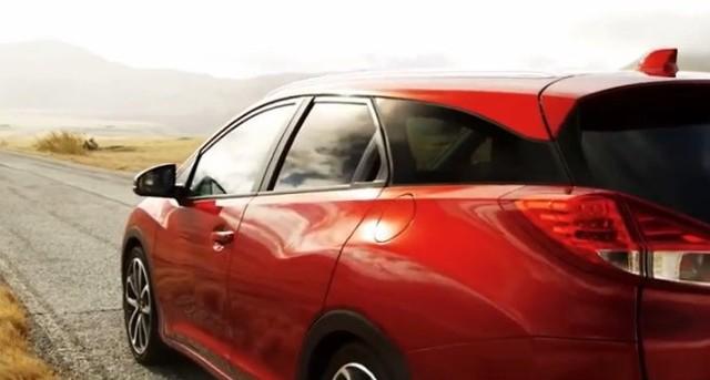 Honda Civic Tourer w Polsce - premiera w lutym