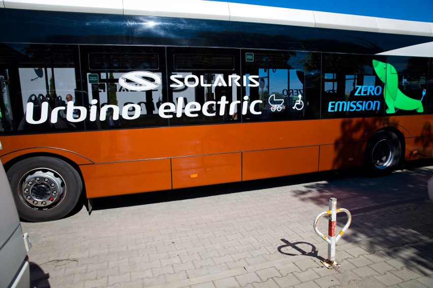 Chodzież i Sosnowiec. Coraz dłuższa lista miast z elektrycznymi autobusami