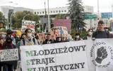 Młodzieżowy Strajk Klimatyczny przeszedł ulicami Rzeszowa [ZDJĘCIA]