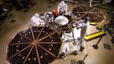Lądowanie na Marsie już dziś, 26.11.2018. Takiej misji jeszcze nie było! Lądownik NASA InSight ma zbadać wnętrze planety
