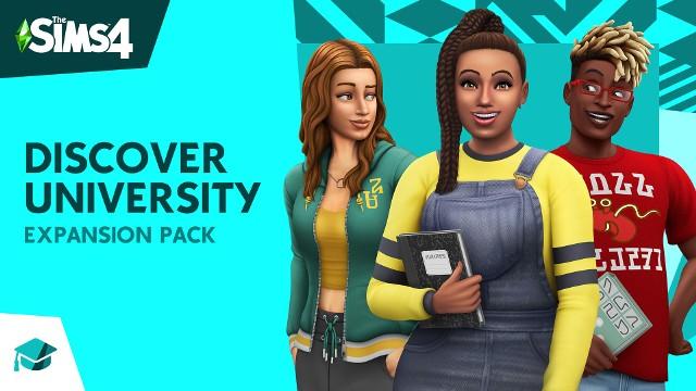 Dodatek The Sims 4: Uniwersytet na PC już w sprzedaży
