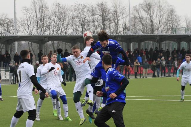 ŁKS Łódź wygrał z FK Haradzieja