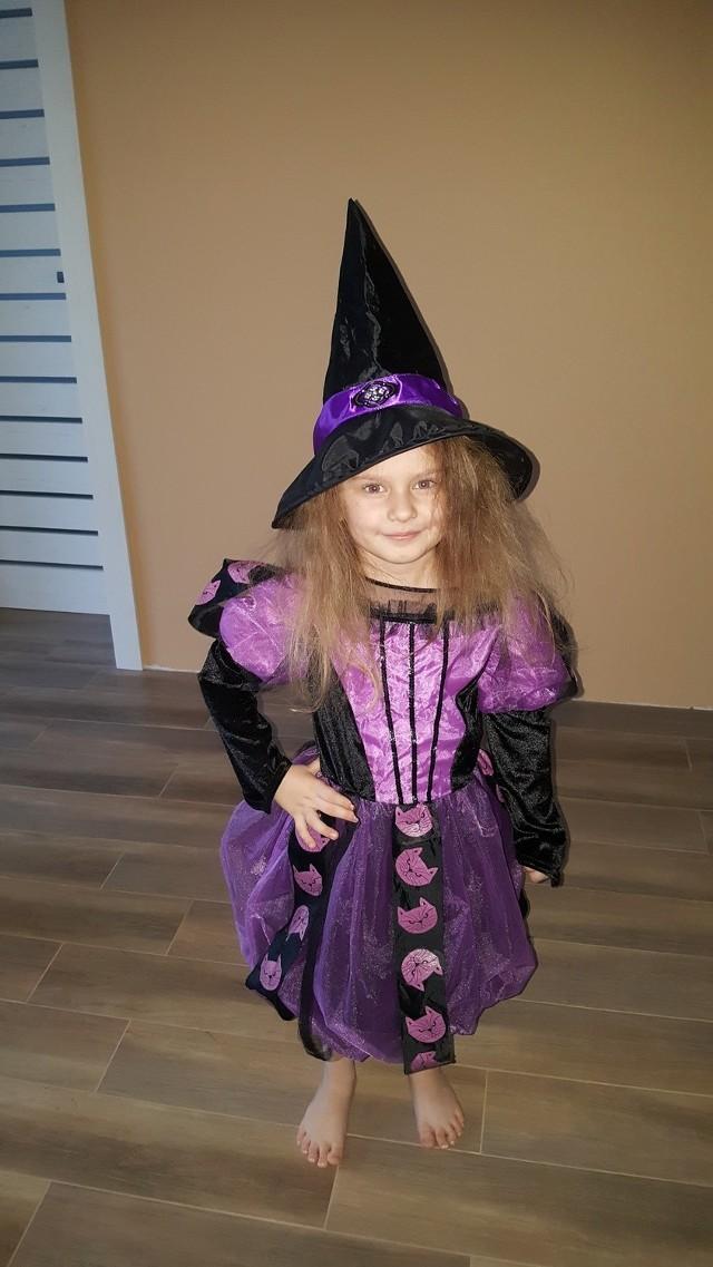 Amelia Gajda, WitnicaAmelia ma 5 lat.  wyślij sms o treści M1.12 na numer 72355 (koszt 2,46 zł z VAT)