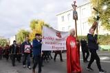 Marsz w intencji Kościoła i Ojczyzny. Wierni przeszli dziś ulicami Jarosławia [ZDJĘCIA]