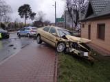 Kradzionym autem szarżowali po ulicach. Spowodowali wypadek i uciekli