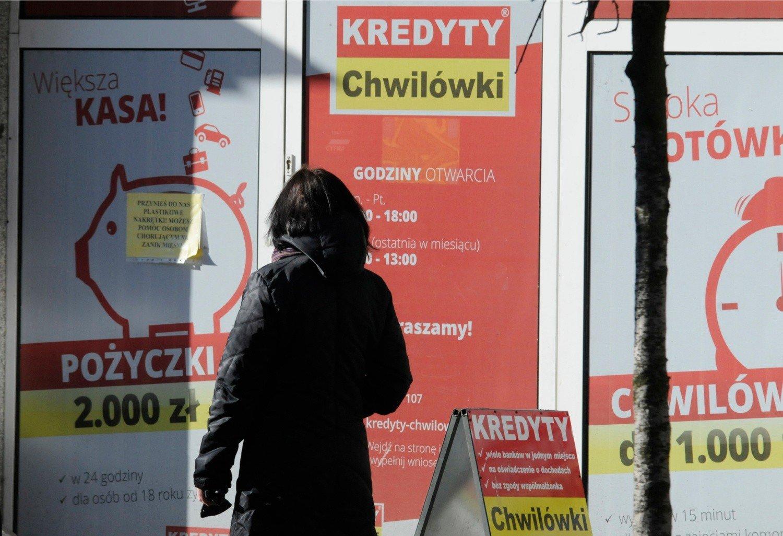 Tylko na zewnątrz Uważaj! Bo ktoś weźmie na Ciebie kredyt! To proste | Gazeta Wrocławska LU04