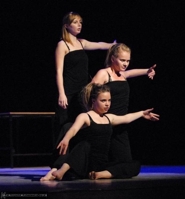 Wieczór Tanca Wspólczesnego w Teatrze Lubuskim. Trzydziestolecie Studia Tanca Wspólczesnego Malgorzaty Konert