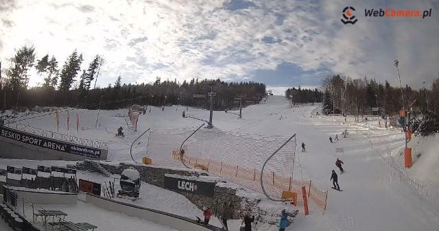 Warunki narciarskie w Beskidach: 31 grudnia 2019 roku.