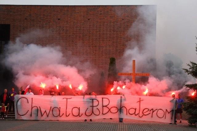 Opolanie uczcili pamięć powstańców warszawskich.